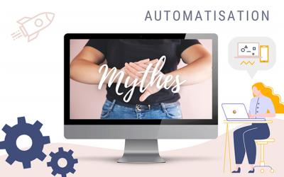 4 mythes sur l'automatisation de ton entreprise