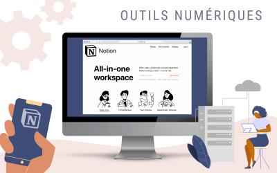 Écrire, planifier et collaborer: Organise ton entreprise avec Notion